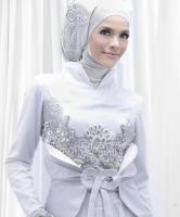 نصائح مهمة للعروس للحصول على حجاب أنيق