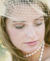 أنواع الطرحات التي تناسب كافة فساتين الزفاف